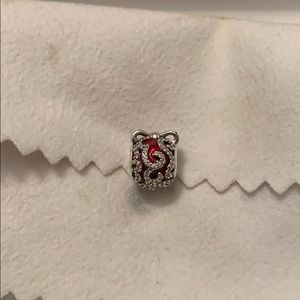 Pandora Bead Christmas Ornament